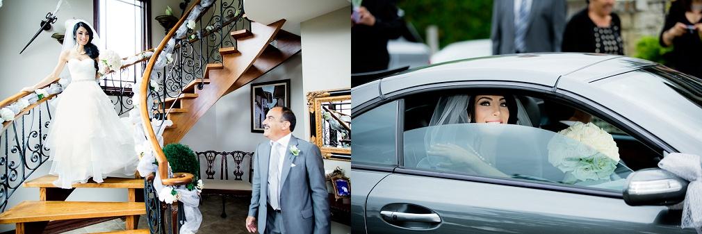 toronto greek wedding pictures