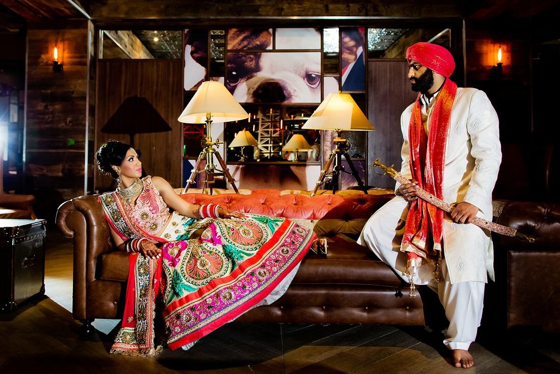 Toronto Indian wedding reception halls and venues