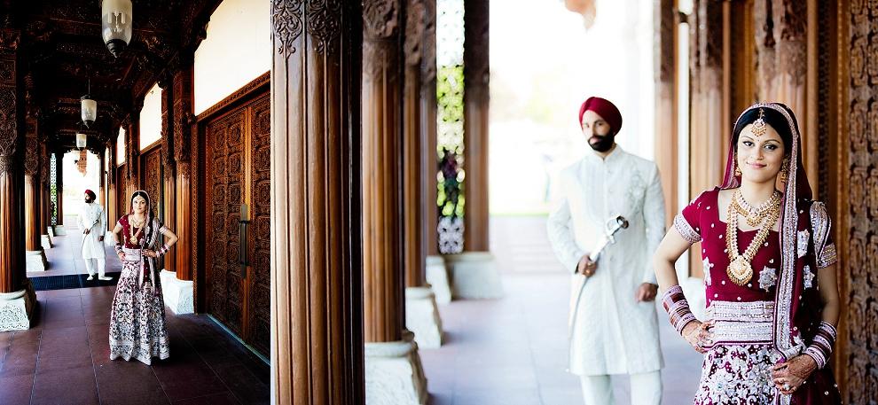 Toronto Sikh indian wedding photography