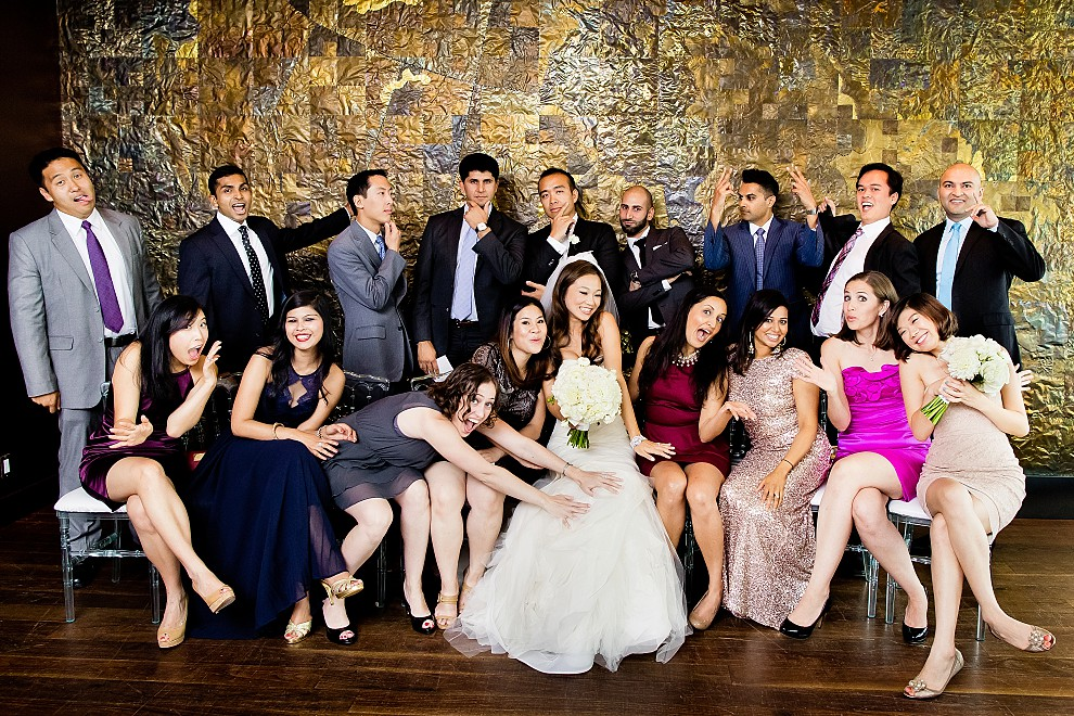 toronto chinese south east asian wedding fun pictures