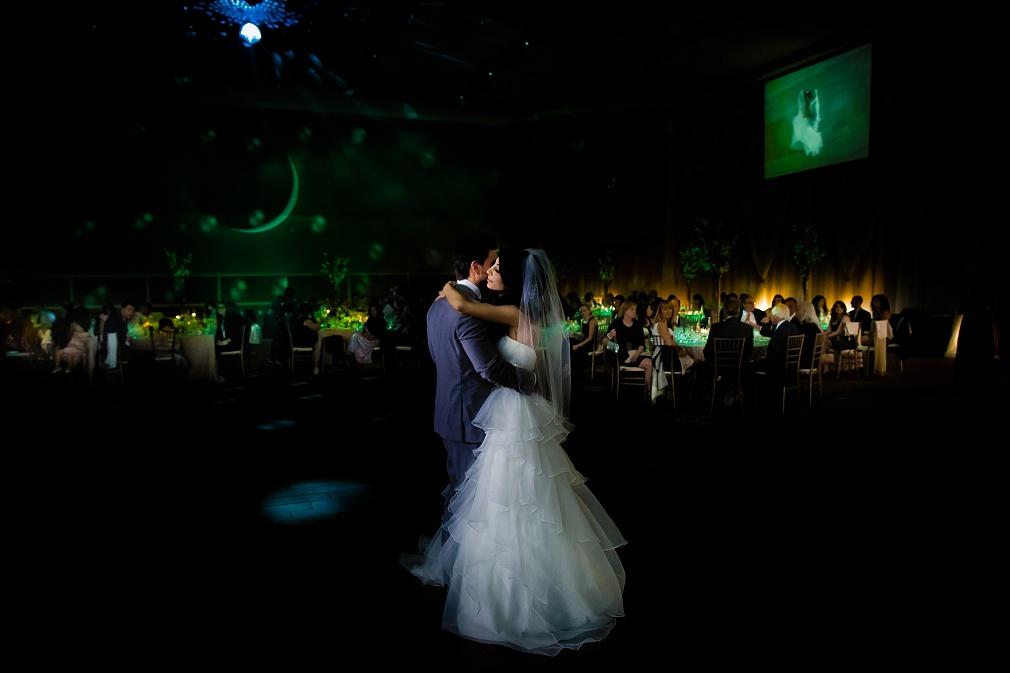 wedding at paramount banquet hall