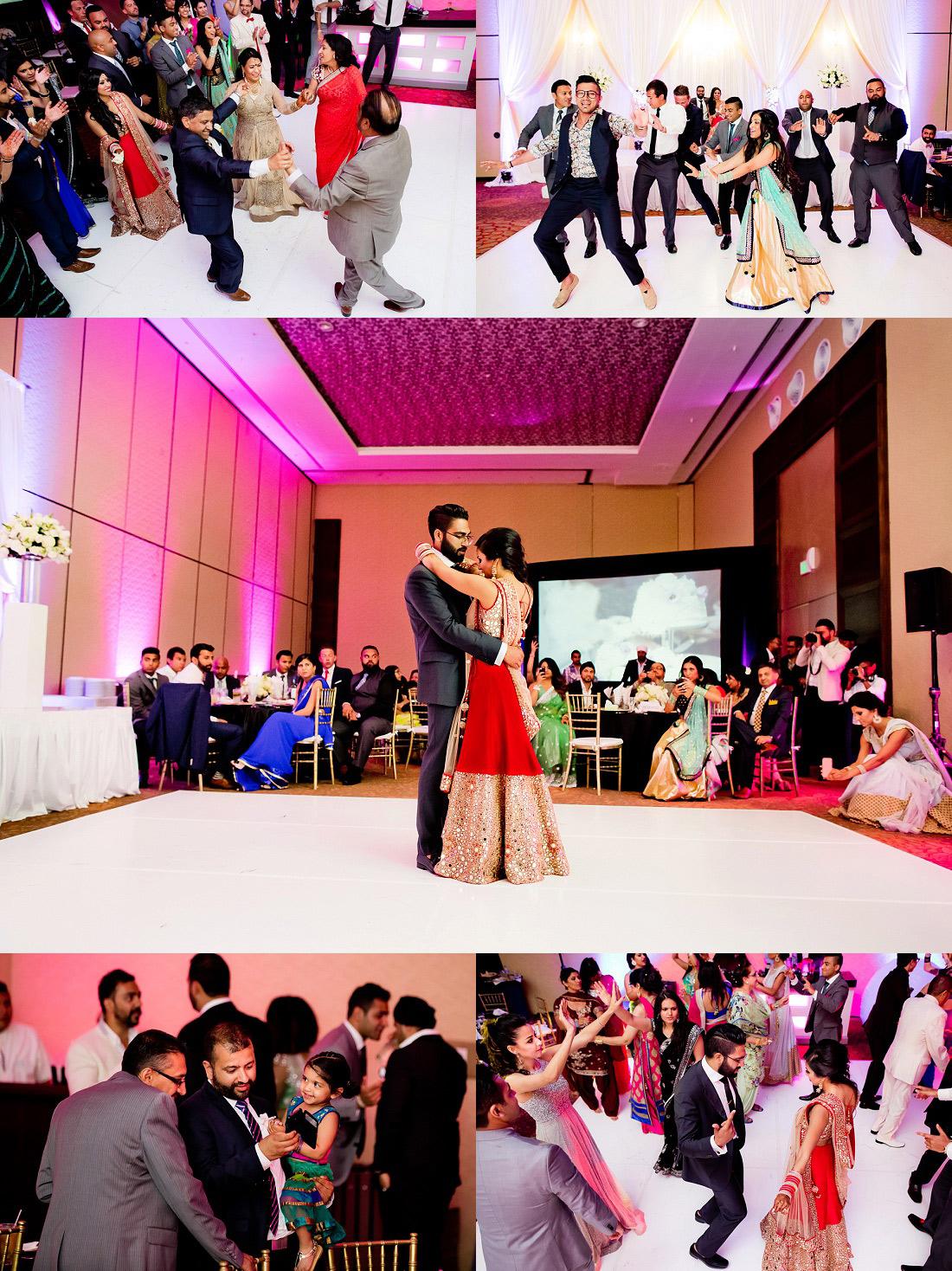 wedding reception Moon Palace