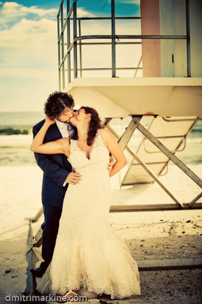 beach destination wedding Florida
