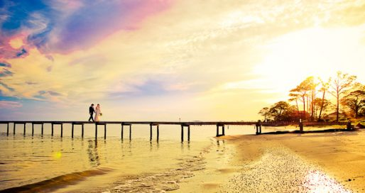 destination wedding photographers in Florida