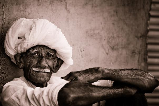 portrait India