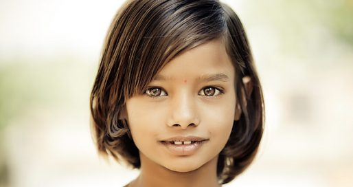 India portrait photography