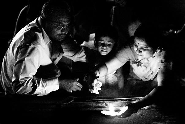Varanasi wedding ceremony in India