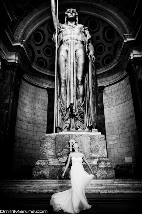 Capitolio Havana trash the dress photoshoot