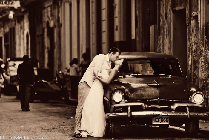 destination wedding photography in Cuba