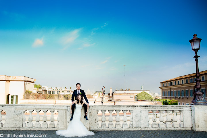 ROME WEDDING PHOTOGRAPHY