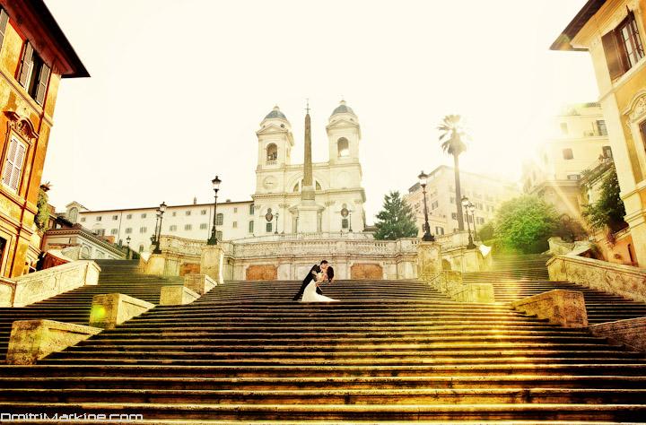 best destination wedding photographers in Rome