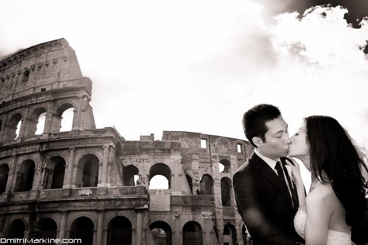 Roman Wedding Photographer