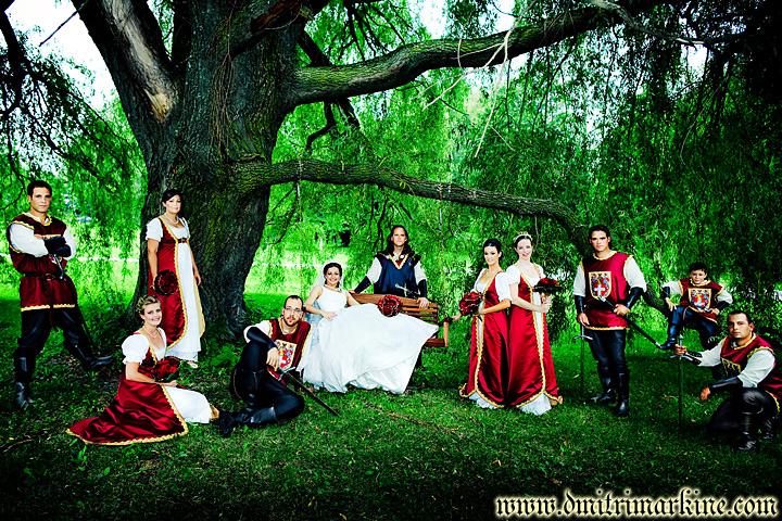 famous Toronto royal weddings