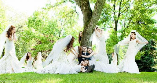 amazing wedding photography in Toronto