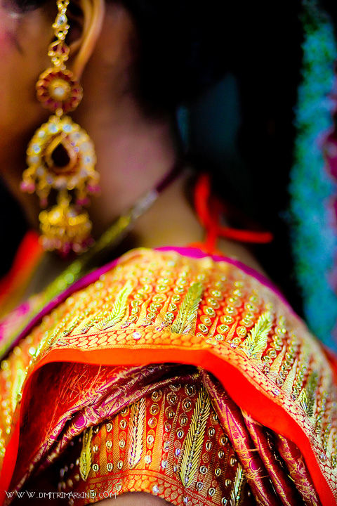 Toronto Wedding Saree
