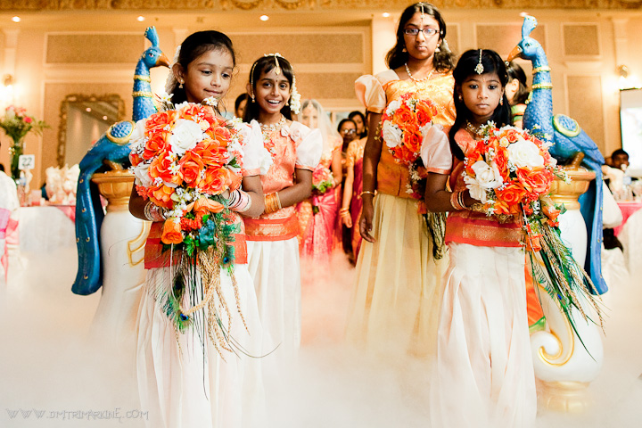 Indian Wedding Processional