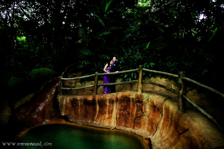 Arenal Volcano resort wedding
