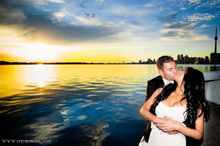 Sunset-Wedding-Toronto