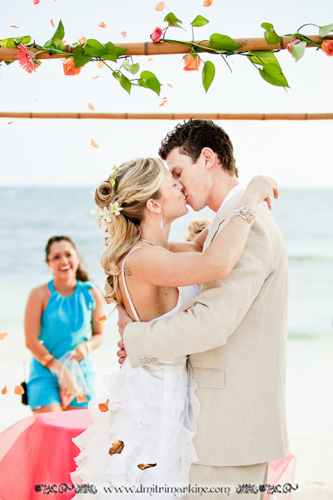 omni-puerto-aventuras-wedding-ceremony