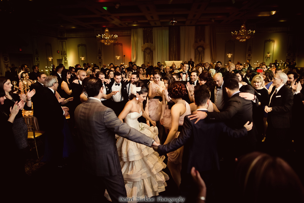 best wedding reception venues in Toronto Royal york hotel