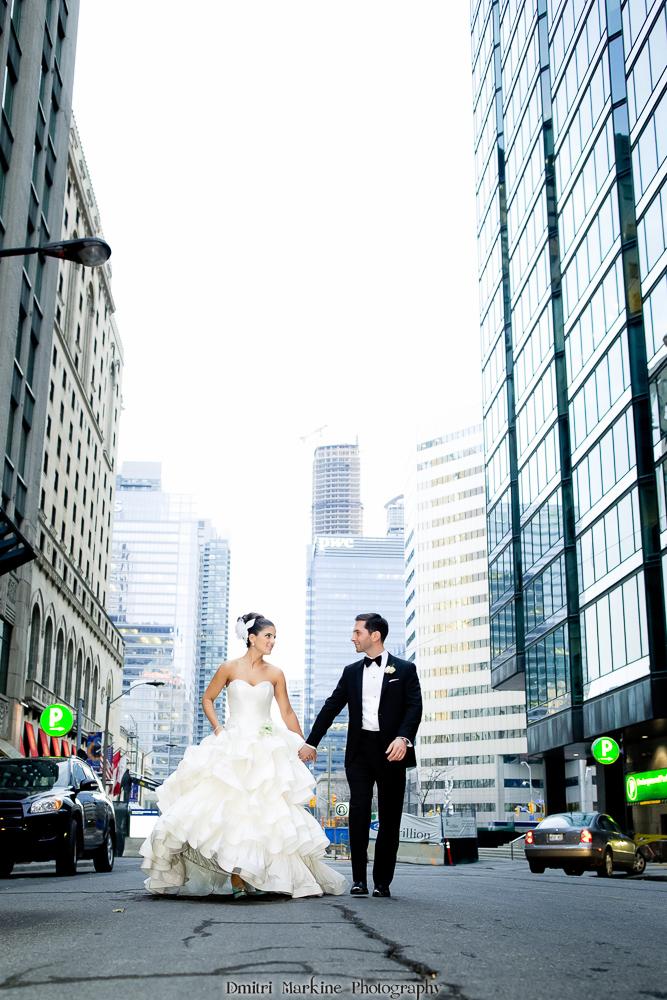toronto fairmount hotel wedding