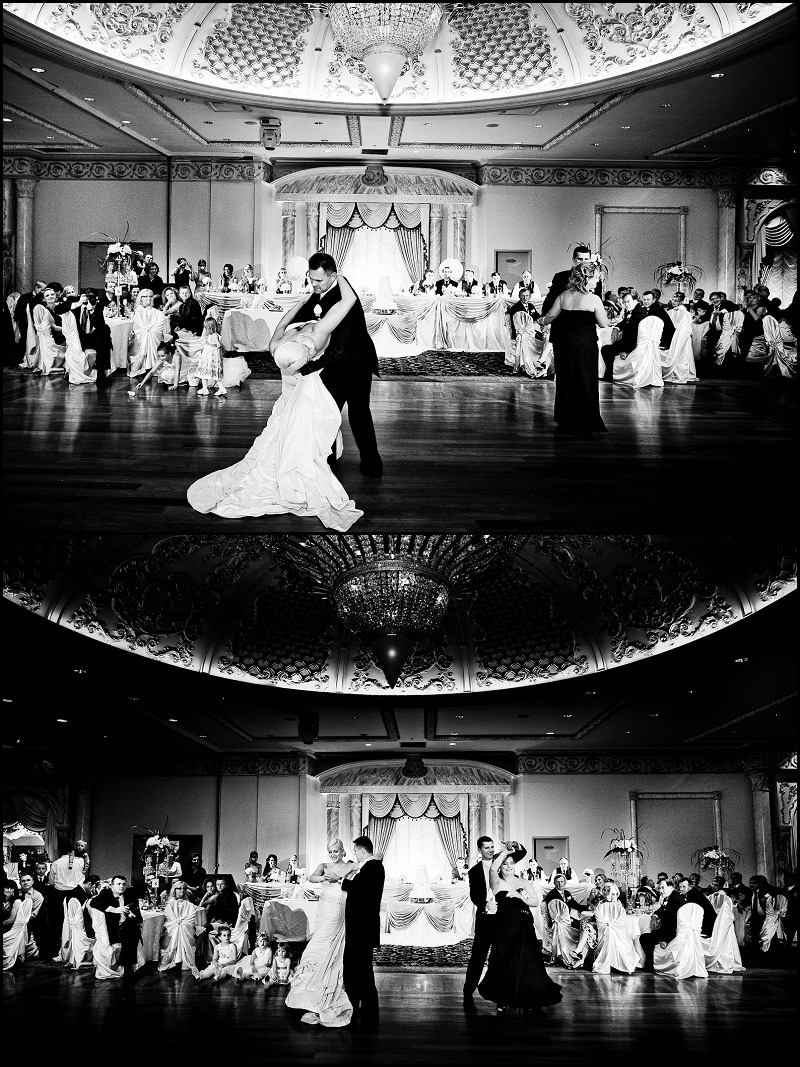 Polish wedding dances Paradise banquet hall