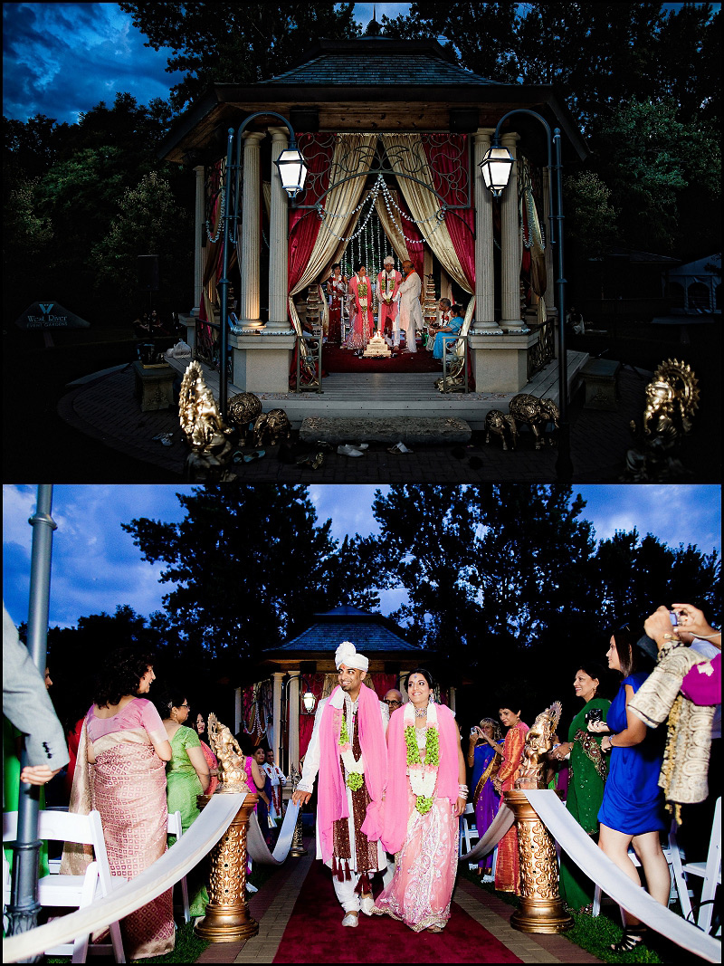 Beautiful Indian Wedding ceremony in Toronto