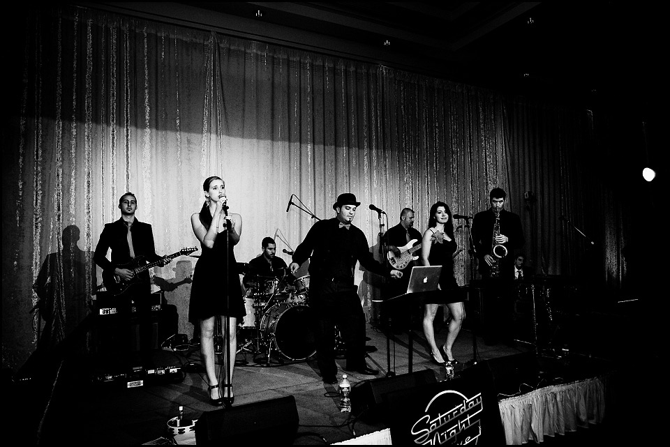 Saturday Night Jive Wedding Band Pictures