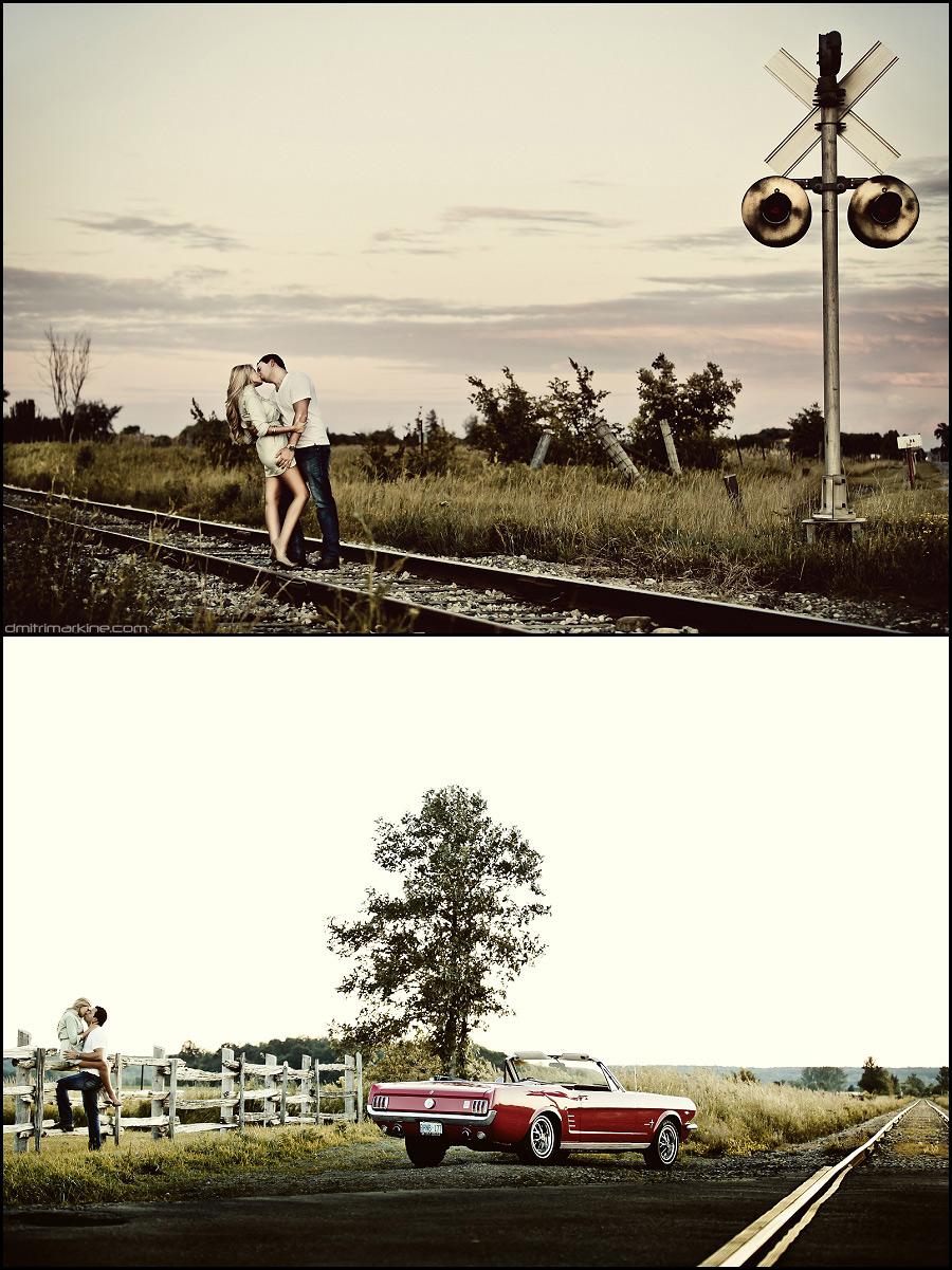 Engagement Photographer Toronto Canada