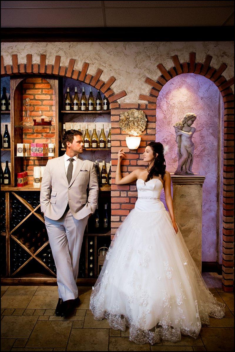 Winery Ontario Wedding