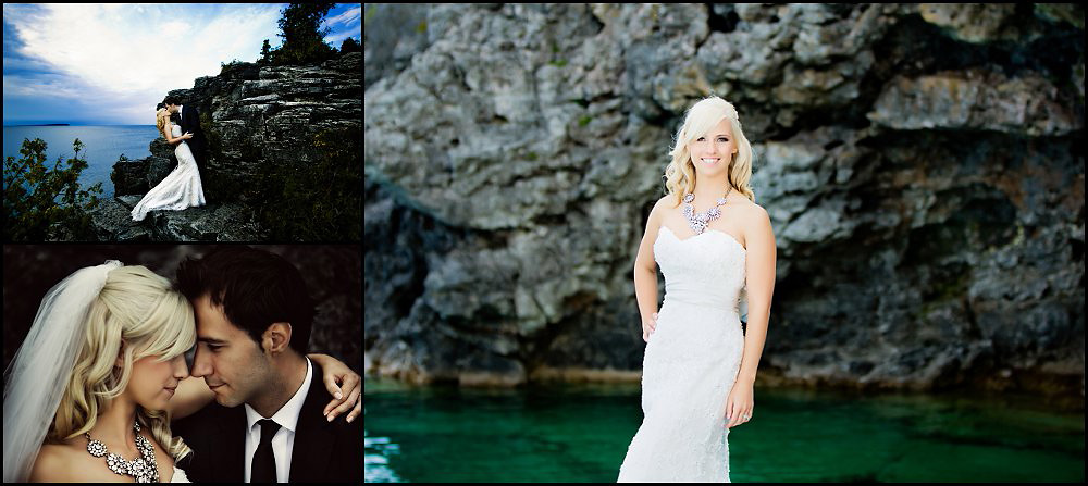 trash the dress session Canada