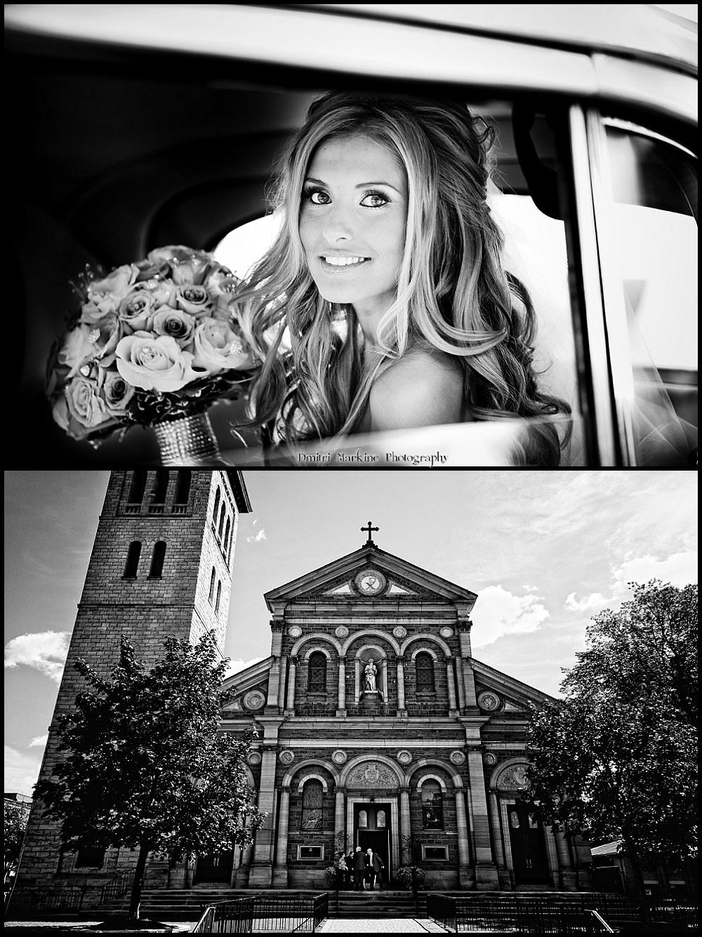 St Pauls Basilica wedding ceremony
