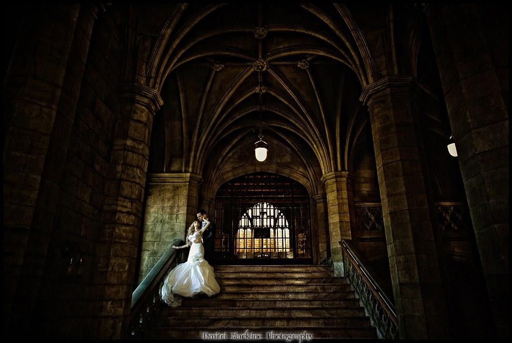 Toronto Wedding Photography by Dmitri Markine