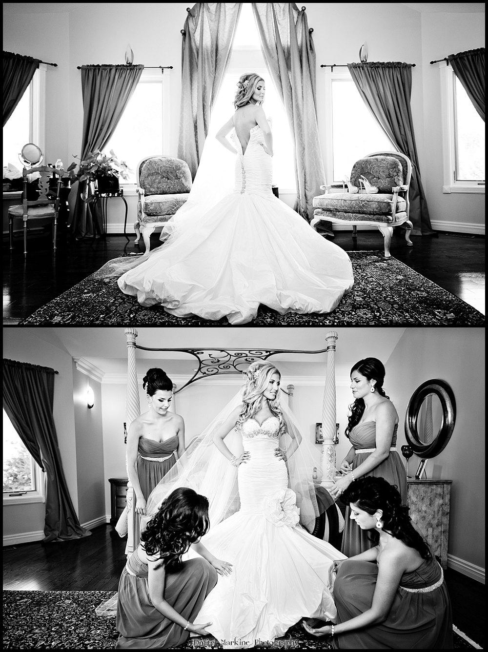 monique lhuillier wedding bridesmaid dress
