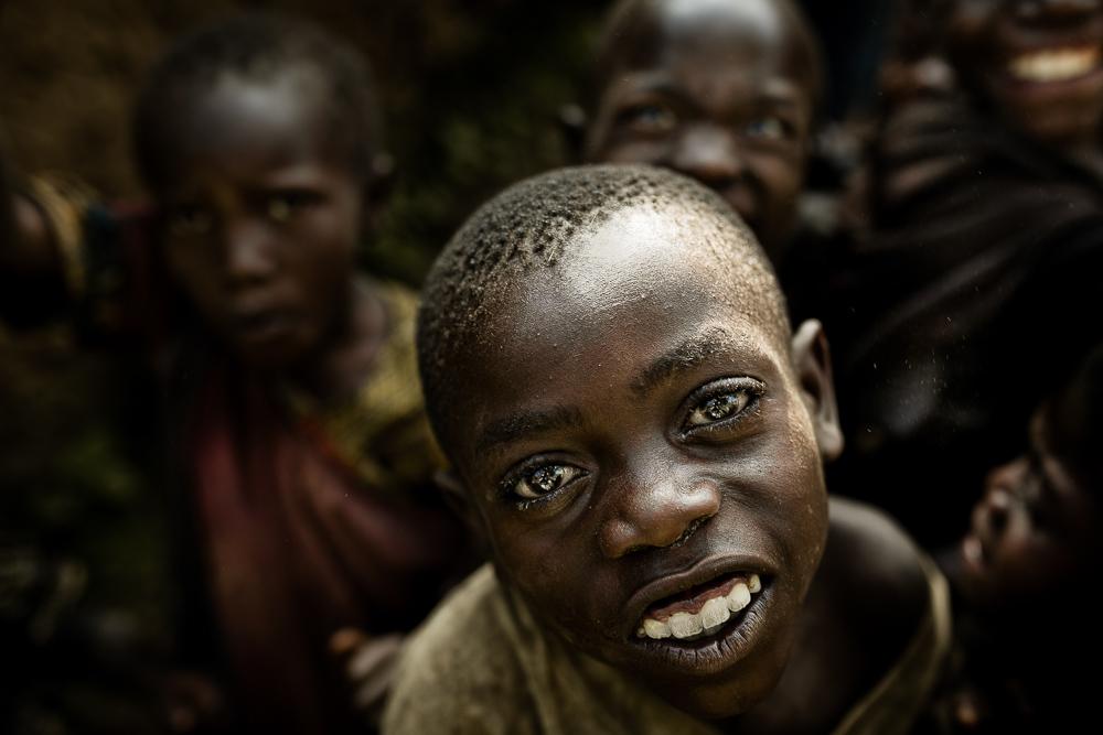 bushemen tribe