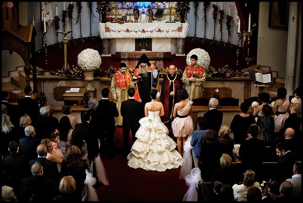 St. Mary's Armenian Apostolic church 45 Hallcrown Place M2J4Y4 Toronto wedding