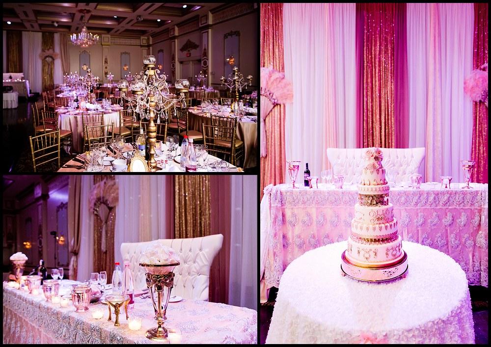 Venetian Banquet hall wedding Toronto