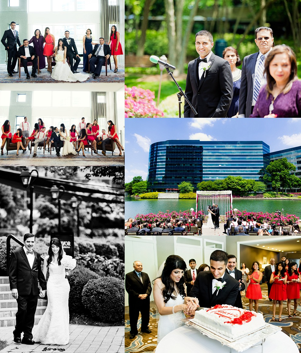 7 Concourse Pkwy NE, Atlanta, GA 30328 Wedding