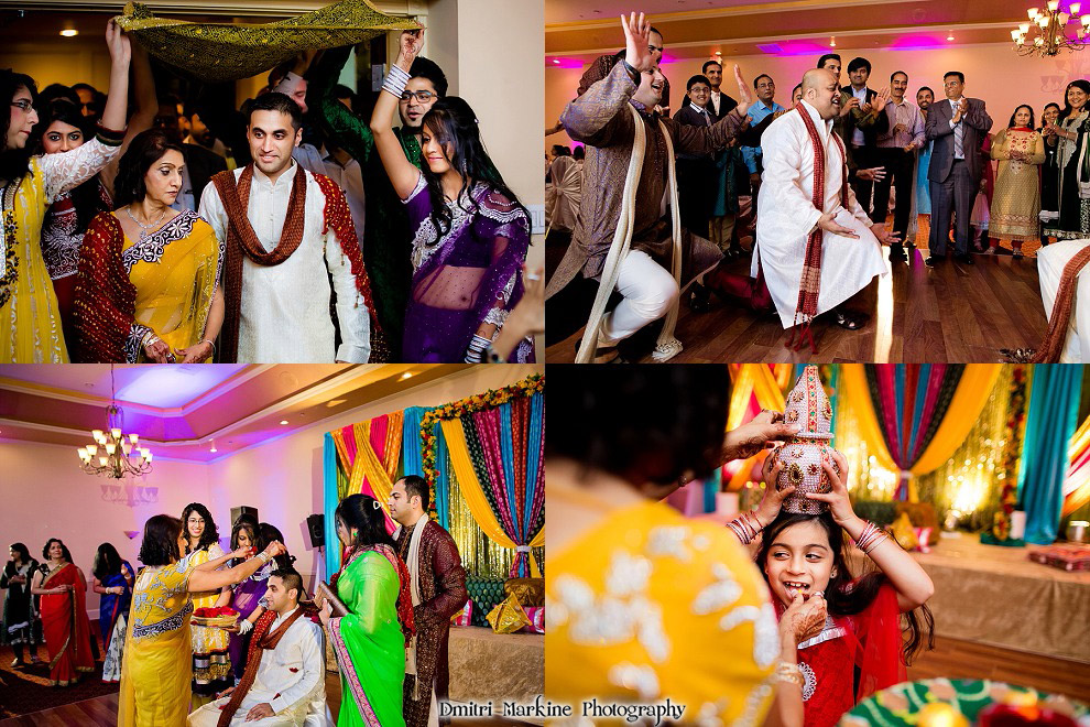 Indian wedding photographers USA