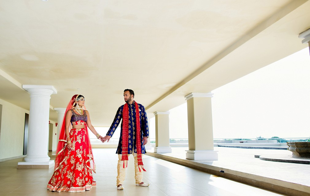 Indian wedding vendors in cancun mexico