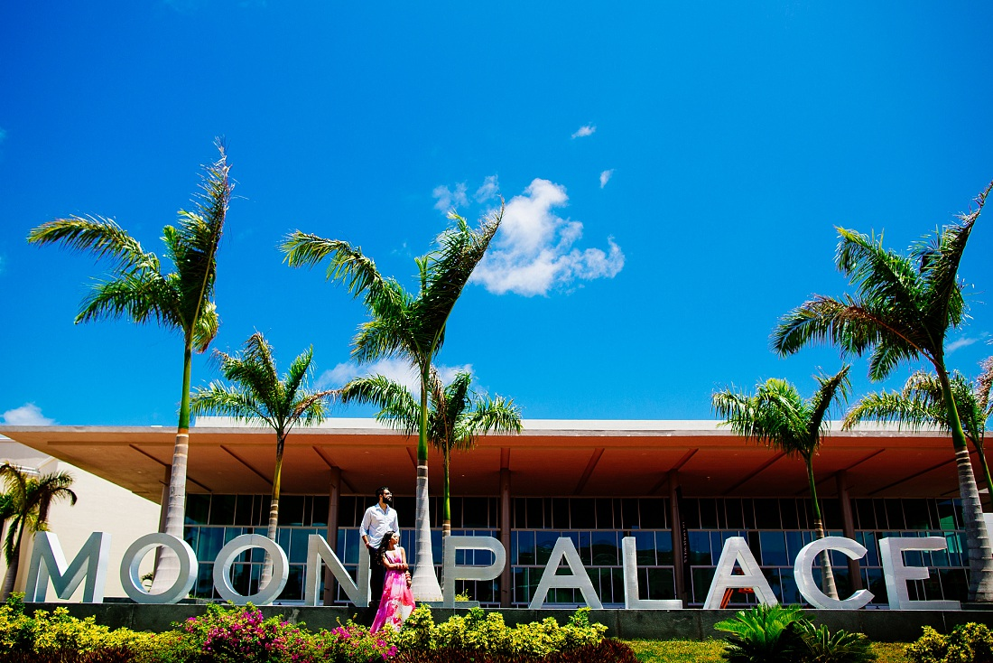 Moon Palace Resort Weddings
