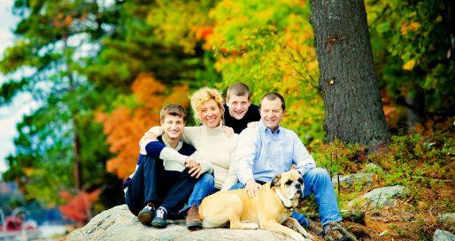 Toronto family photographers