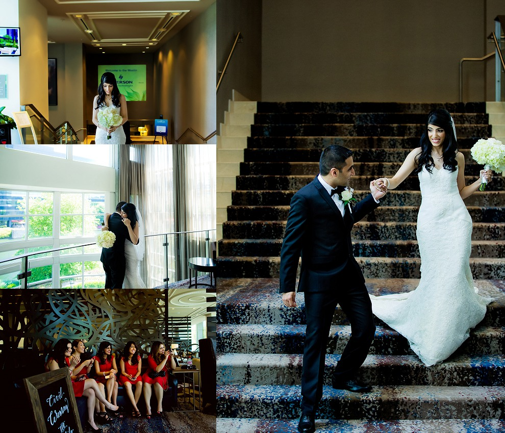 Wedding at Westin Atlanta Perimeter North