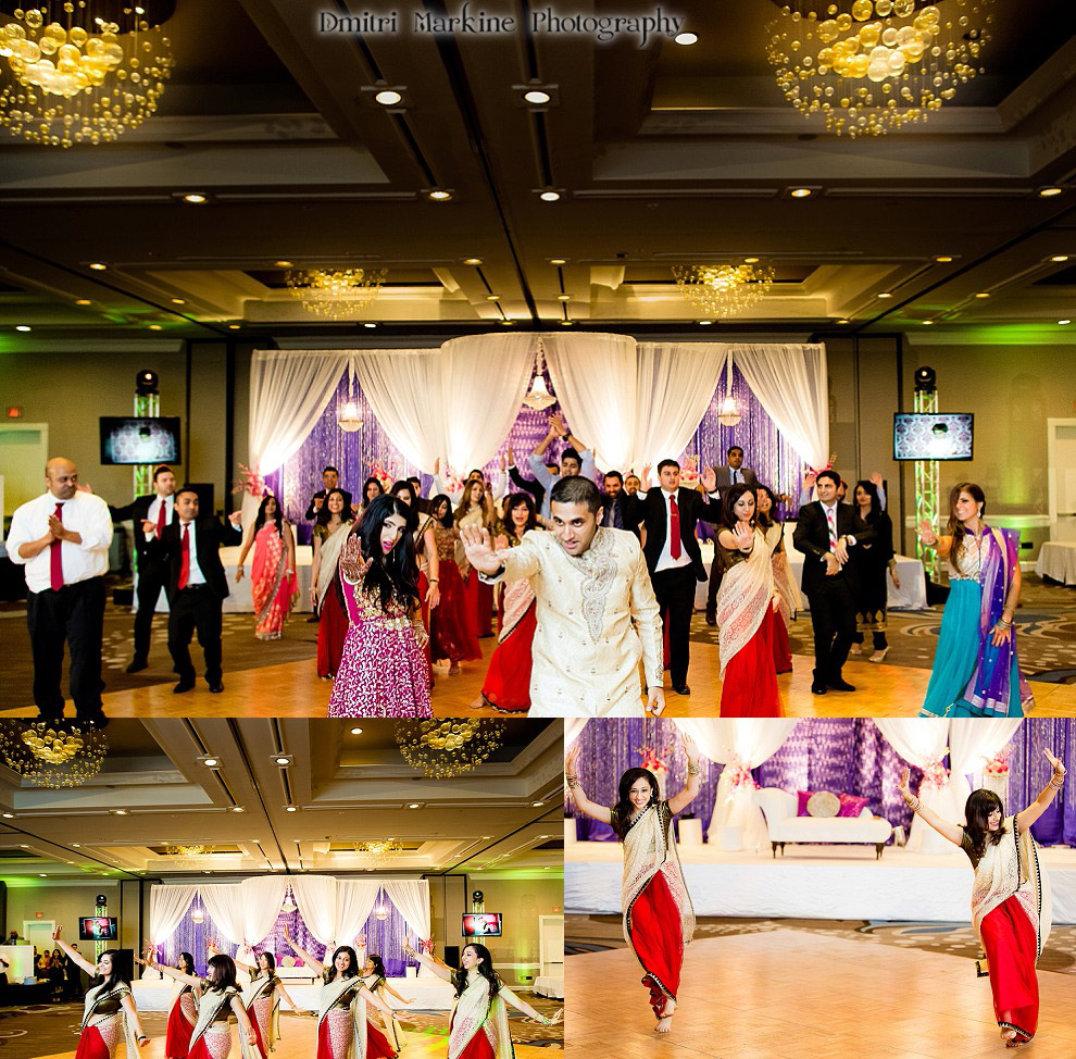 Westin Atlanta Perimeter North Indian wedding