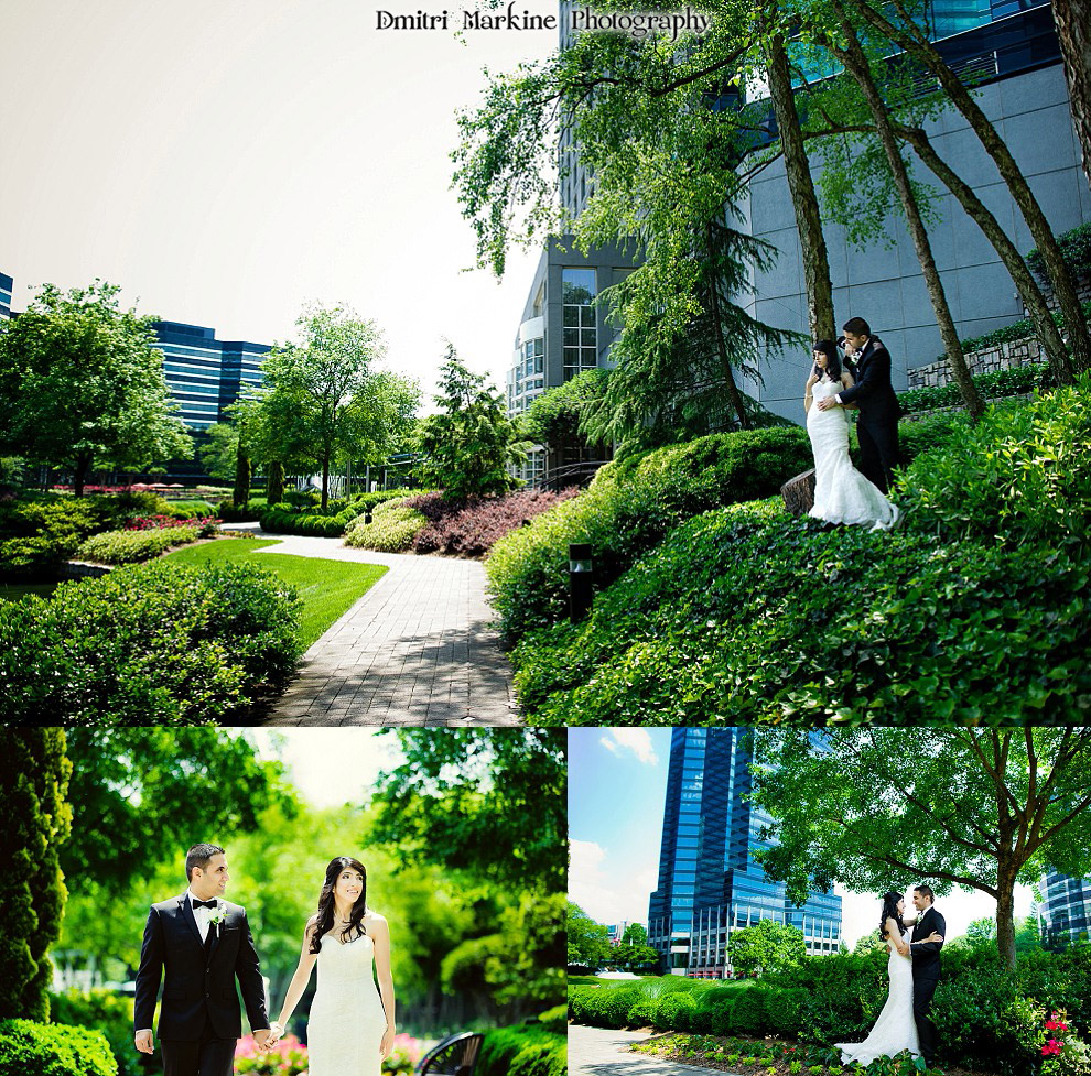 Westin Atlanta hotel wedding