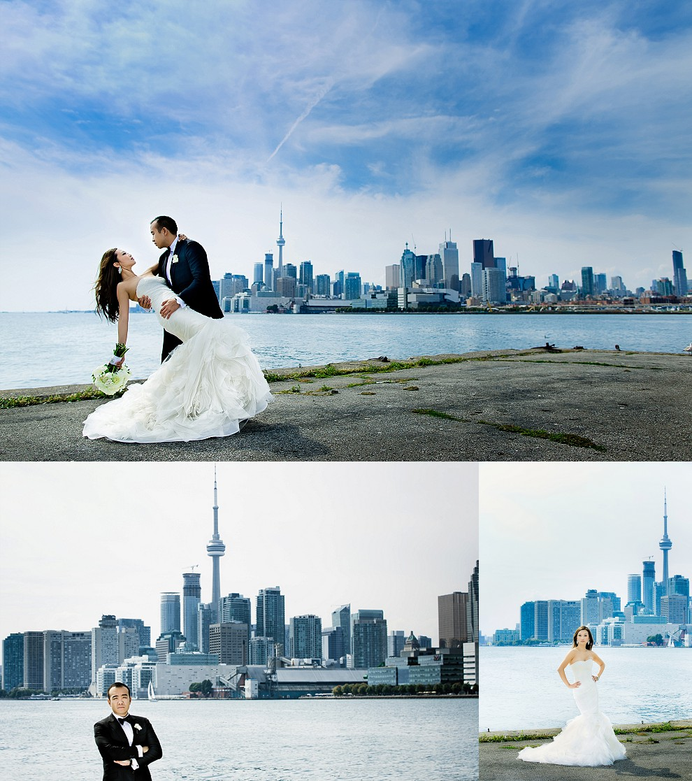 Amazing wedding photography in Toronto Ontario