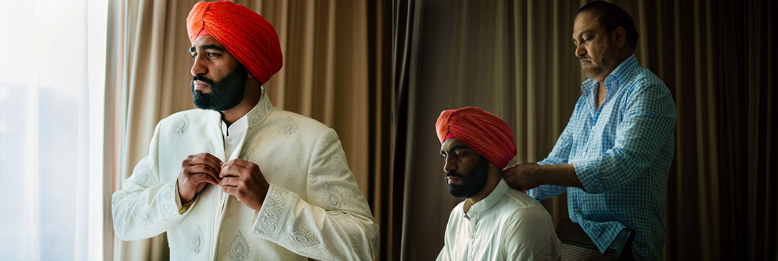 Best Calgary Indian Wedding Photographers