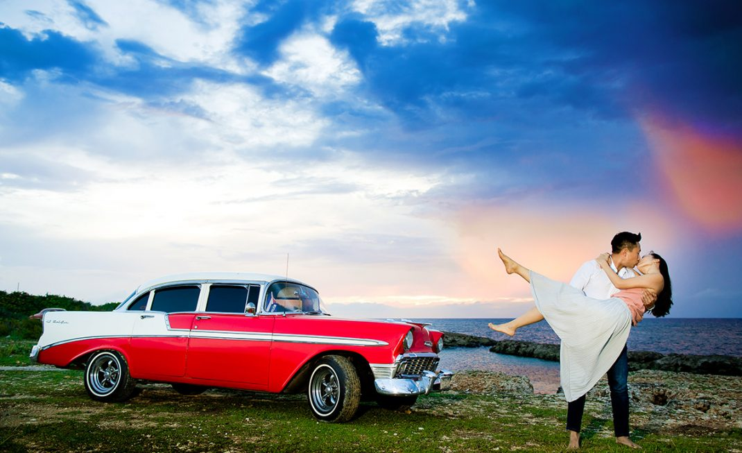 Best destination wedding photographers in Cuba