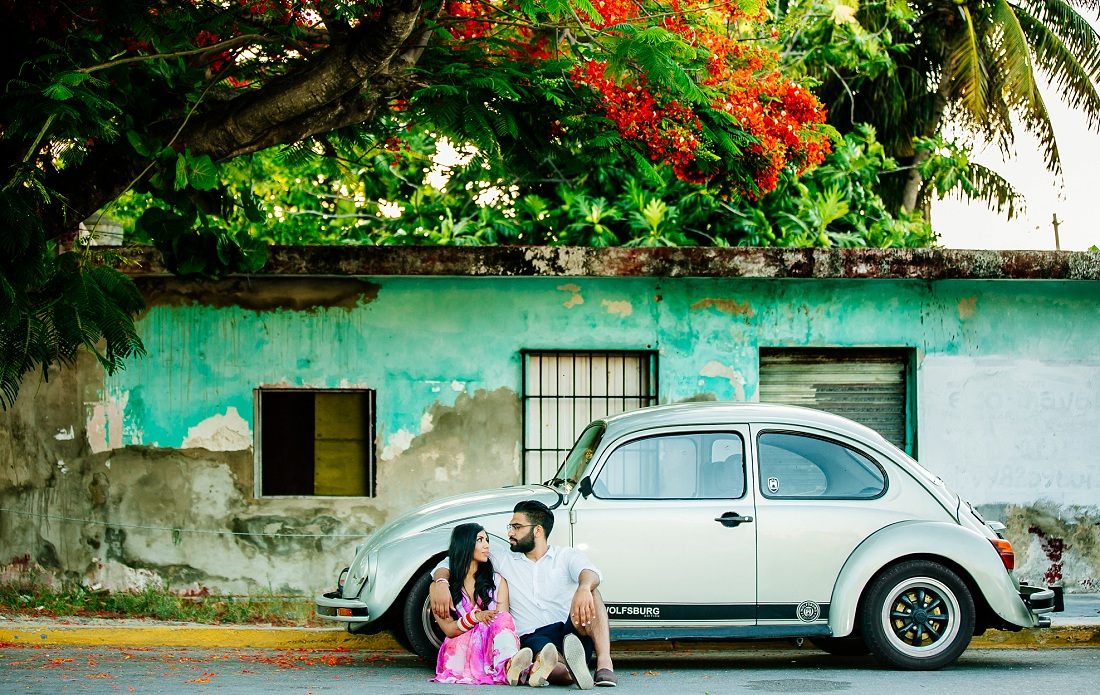 best Indian wedding photographers La Fortuna Costa Rica
