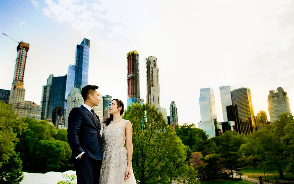 best manhattan wedding photographers